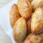 Gevulde gehaktbroodjes