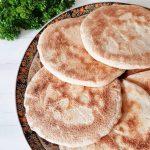 Marokkaanse batbot met gehakt