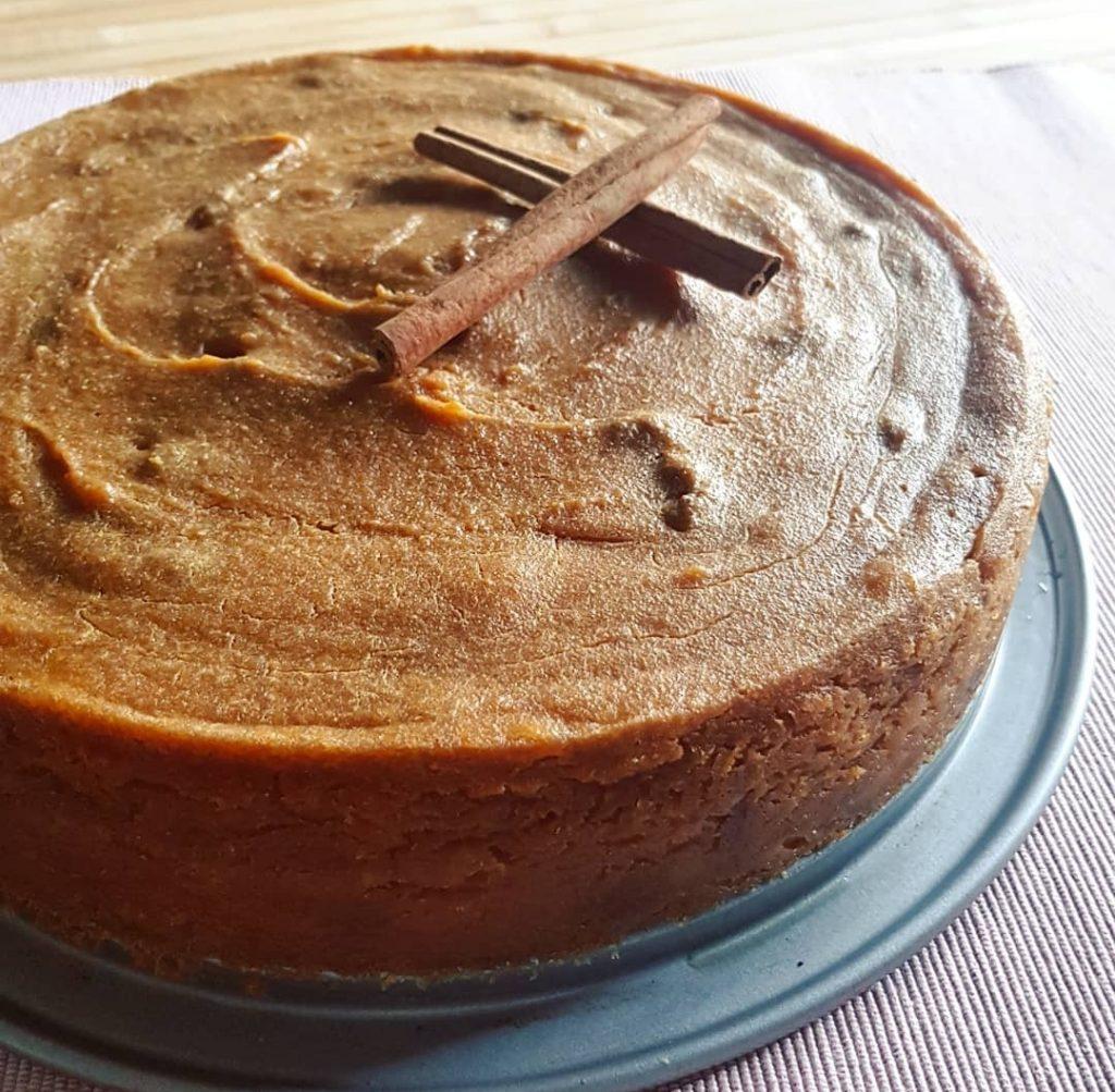 Dominicaanse zoete arepa cake